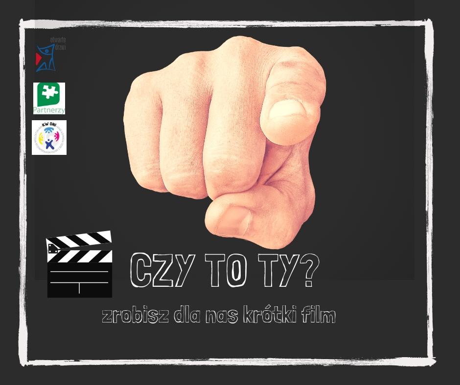 Zostań reżyserem- nakręć z nami film
