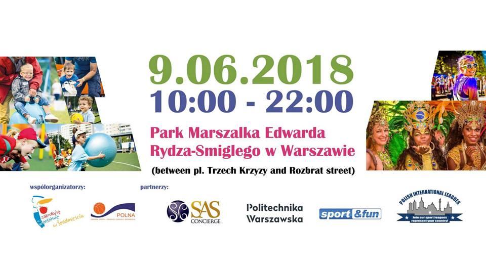 Wolontariusze do pomocy przy organizacji International Festival of Warsaw