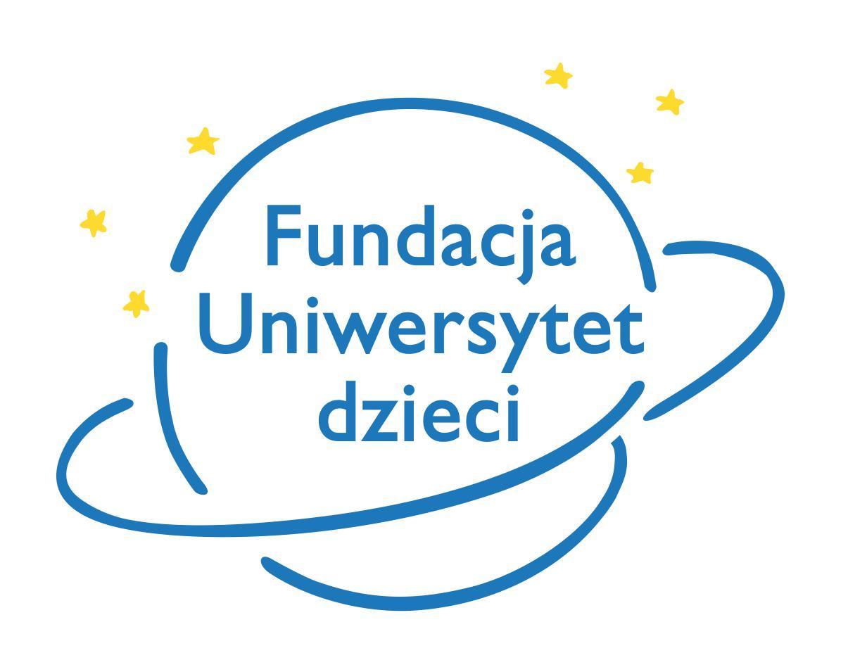 Wolontariat w Fundacji Uniwersytet Dzieci