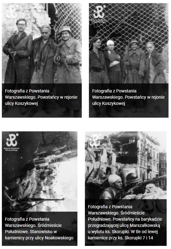Wolontariat w Fototece Muzeum Powstania Warszawskiego