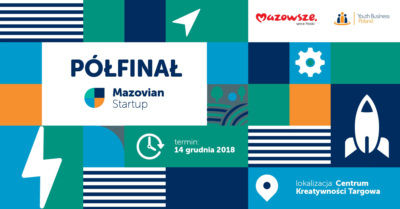 Poszukiwany super-wolontariusz na Półfinał MAZOVIAN Startup