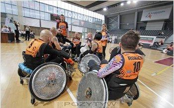Wolontariusz do klubu sportowego ON (rugby na wózkach)