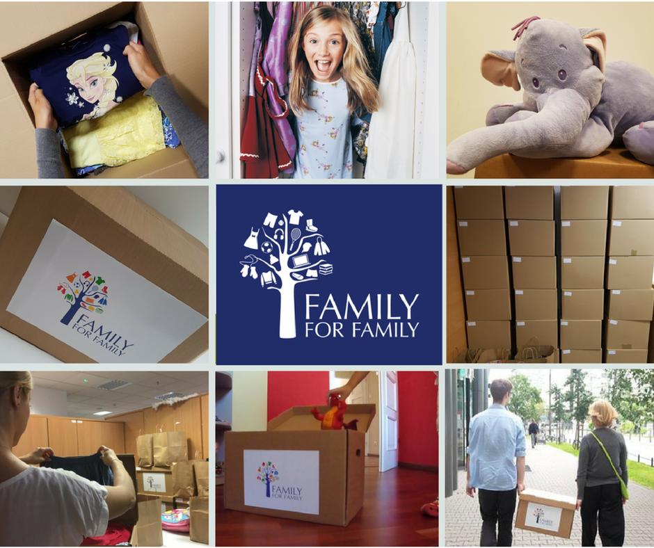 Zostań asystentem koordynatora wydarzeń w Fundacji Family for Family